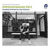 Unfinished Business Volume 2 Mixtape by Luke Solomon