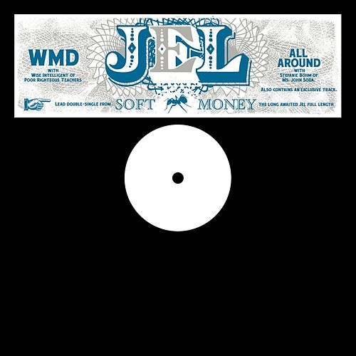 Play & Download WMD / All Around by Jel (Anticon) | Napster
