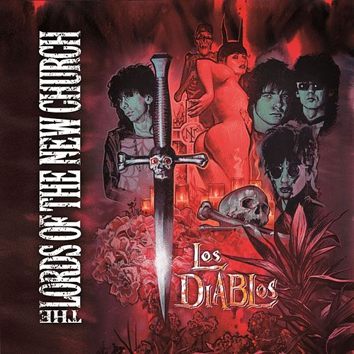 Play & Download Los Diablos (Remastered) by Lords Of The New Church | Napster
