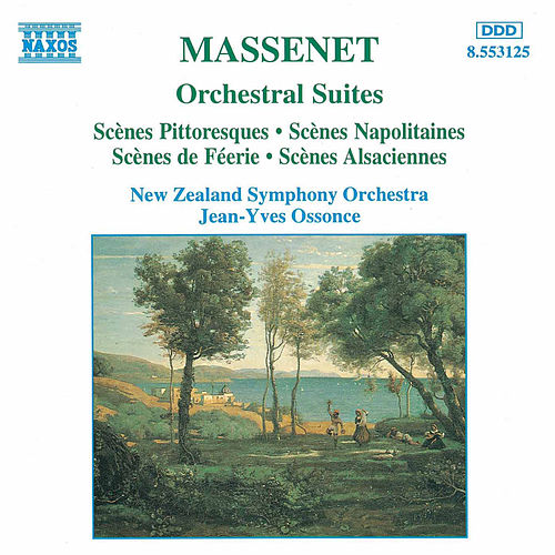 Play & Download Orchestral Suites Nos. 4-7 by Jules Massenet | Napster