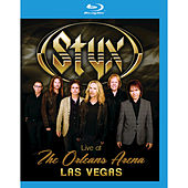 Play & Download Live at The Orleans Arena Las Vegas by Styx | Napster
