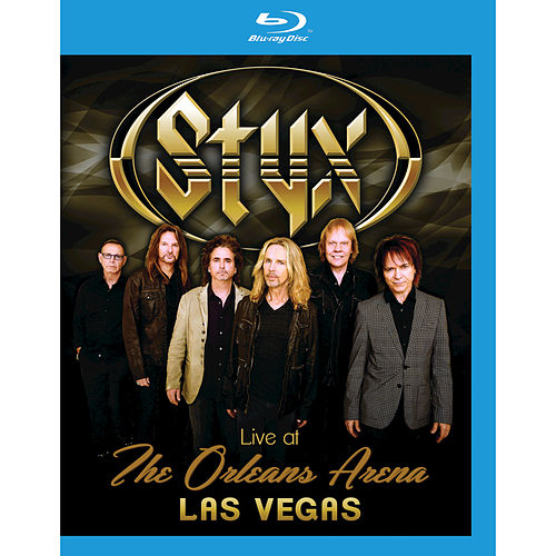 Live at The Orleans Arena Las Vegas by Styx