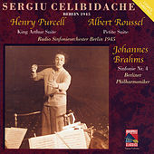 Sergiu Celibidache: Berlin 1945 von Various Artists
