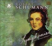 Schumann, R.: Symphonies Nos. 1-4 / Scherzo in G Minor by Czech Chamber Philharmonic Orchestra