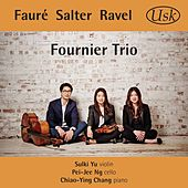 Play & Download Fauré Salter Ravel by Fournier Trio | Napster