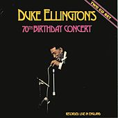 70th Birthday Concert by Duke Ellington