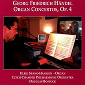Play & Download Handel: 6 Concertos for Organ and Orchestra, Op. 4 by Ulrik Spang-Hanssen | Napster