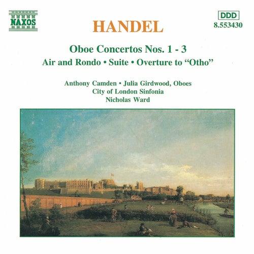 Oboe Concertos Nos. 1 - 3 von George Frideric Handel