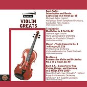 Play & Download Violin Greats by Various Artists | Napster