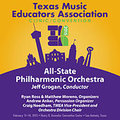 Play & Download 2015 Texas Music Educators Association (TMEA): All-State Philharmonic Orchestra [Live] by Texas All-State Philharmonic Orchestra | Napster