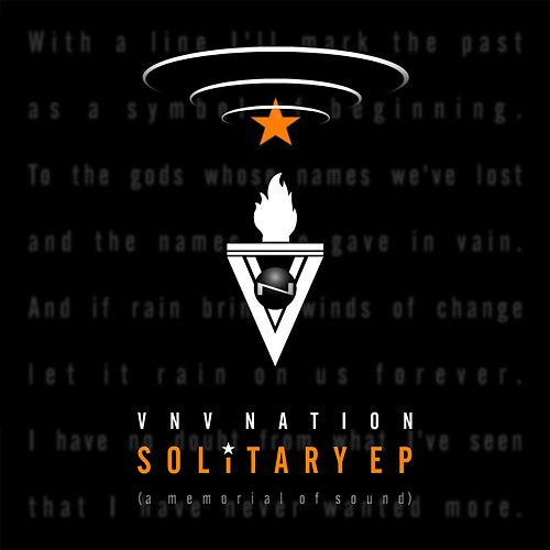 Play & Download The Solitary EP by VNV Nation | Napster