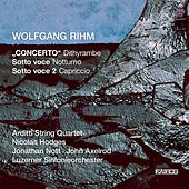 Play & Download Wolfgang Rihm: Concerto