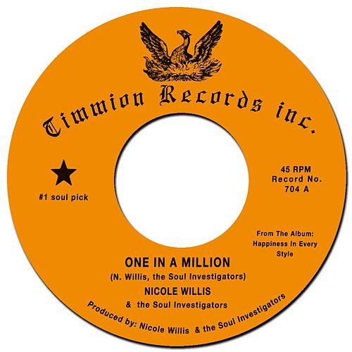 Play & Download One In A Million by Nicole Willis | Napster