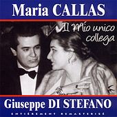 Play & Download Guiseppe Di Stefano by Maria Callas | Napster
