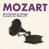 Mozart - Divertimento for Strings by Emmy Verhey
