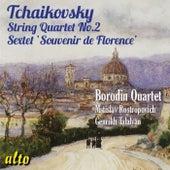 Tchaikovsky: String Quartet No. 2; Souvenir de Florence by Various Artists