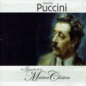 Play & Download Giacomo Puccini, Los Grandes de la Música Clásica by Giuseppe Di Stefano | Napster