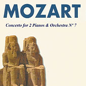 Mozart - Concerto for 2 Pianos & Orchestra Nº 7 by Carmen Piazzini