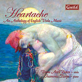 Heartache - An Anthology of English Viola Music by Shamonia Harpa