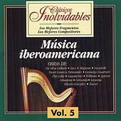 Play & Download Clásicos Inolvidables Vol. 5, Música Iberoamericana by Luiz de Moura Castro | Napster
