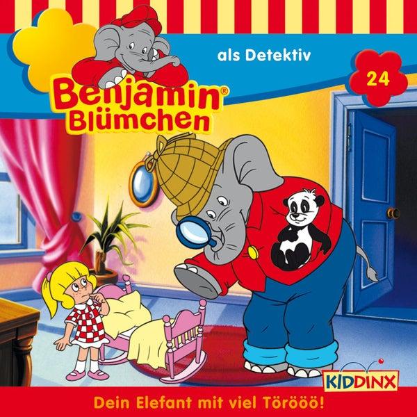 Benjamin Blümchen als Detektiv