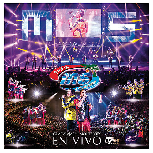 Play & Download En Vivo - Guadalajara - Monterrey by Banda Sinaloense MS de Sergio Lizarraga | Napster
