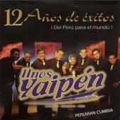 12 Años de Éxitos de Hermanos Yaipén