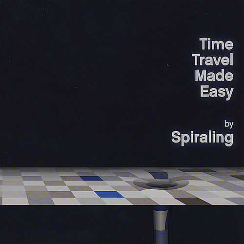 Time Travel Made Easy by Spiraling