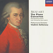 Play & Download Mozart: The Piano Concertos by Vladimir Ashkenazy | Napster