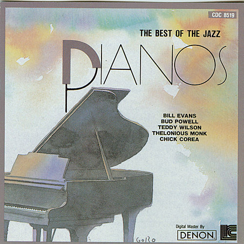 Play & Download The Best of the Jazz Pianos by Various Artists | Napster
