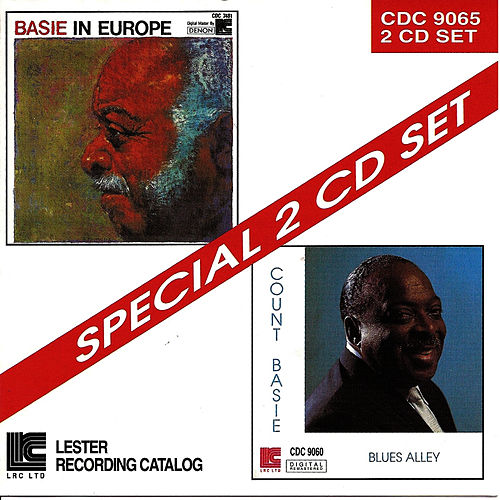 Play & Download Basie In Europe / Blues Alley by Count Basie | Napster