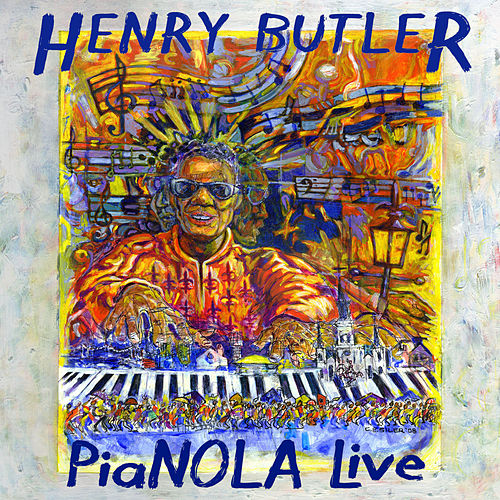 Play & Download PiaNOLA Live by Henry Butler | Napster