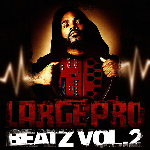 Play & Download BEATZ Volume 2 by Large Professor | Napster