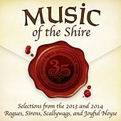 Play & Download Music of the Shire by Various Artists | Napster