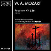 Mozart: Requiem, K. 626 by Berliner Philharmoniker