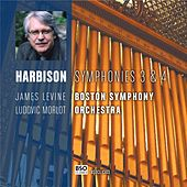 Play & Download Harbison Symphonies 3 & 4 by Boston Symphony Orchestra | Napster