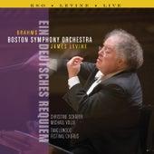 Brahms: Ein Deutsches Requiem (A German Requiem) by Boston Symphony Orchestra