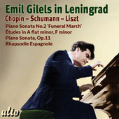 Play & Download Emil Gilels in Leningrad by Emil Gilels | Napster