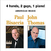 Play & Download 4 Hands, 2 Guys, 1 Piano! American Music by Various Artists | Napster