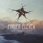 Play & Download Five Crooked Lines by Finger Eleven | Napster