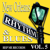 Play & Download New Orleans Rhythm & Blues - Hep Me Records Vol. 5 by Various Artists | Napster