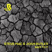 Play & Download Back to It by Josh Butler | Napster