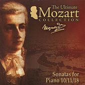 Play & Download Mozart: Piano Sonatas Nos. 10 - 11 & 18 by Carmen Piazzini | Napster