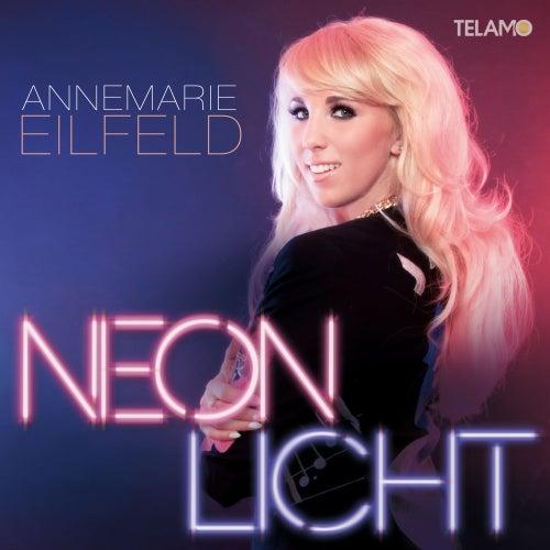 Neonlicht von Annemarie Eilfeld