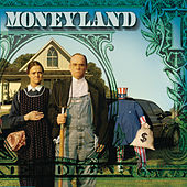 Play & Download Moneyland by Del McCoury | Napster
