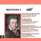 Play & Download Beethoven 8 by Various Artists | Napster