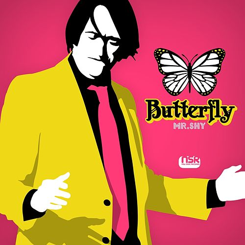 Butterfly by Mr. Shy