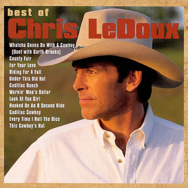 garth brooks and chris ledoux relationship problems