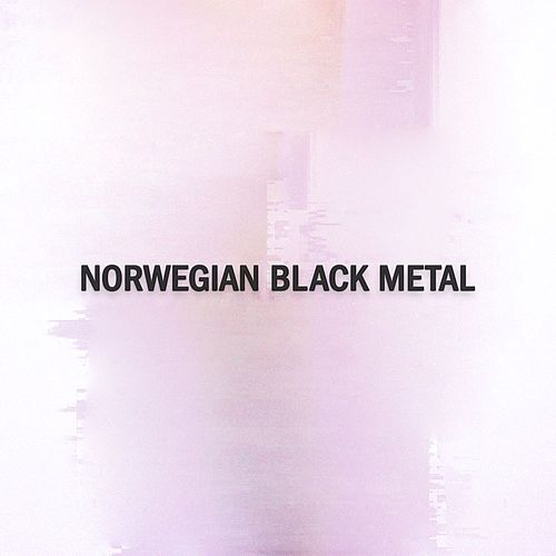 Norwegian Black Metal by Superhumanoids