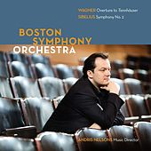 Play & Download Boston Symphony Orchestra - Wagner and Sibelius by Andris Nelsons | Napster